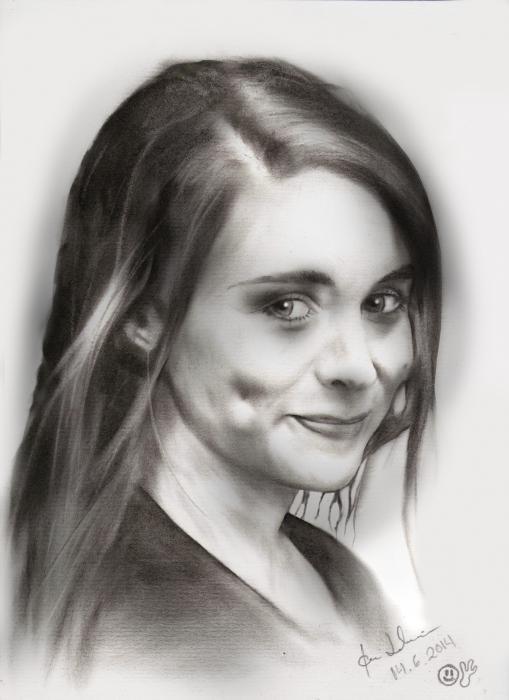 Rooney Mara par Sladi